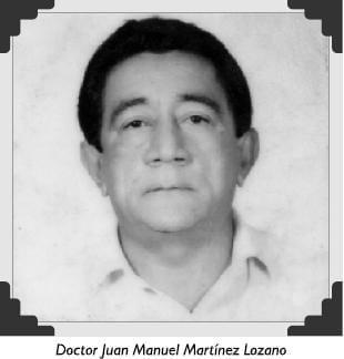 Doctor Juan Manuel Martínez