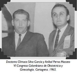 Doctores Clímaco Silva García y Aníbal Perna Mazzeo