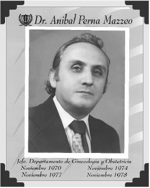 Dr Anibal Perna Mazzeo