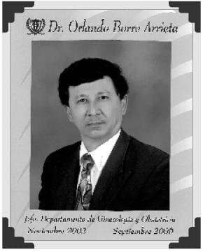 Dr Orlando Borre Arrieta