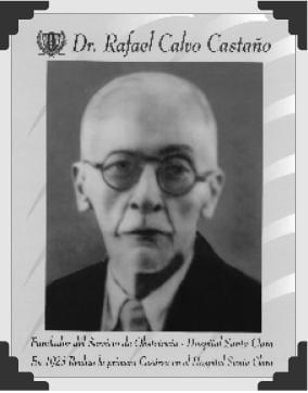 Dr Rafael Calvo Castaño