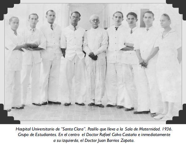 """Hospital Universitario de """"Santa Clara"""""""