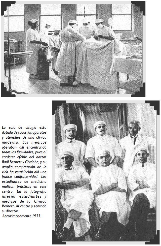 La Sala de cirugía en una clínica moderna