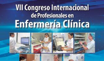 VII Congreso Internacional de Profesionales en Enfermería Clínica