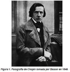Fotografía de Chopin