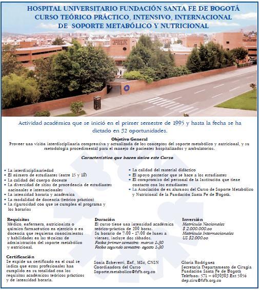 Hospital Universitario Fundación Santa Fe de Bogotá