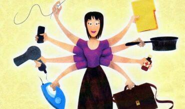 La Mujer con Comportamientos Autoestresantes