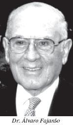 Dr. Alvaro Fajardo