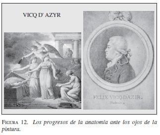 Los Progresos de la Anatomía ante los ojos de la Pintura