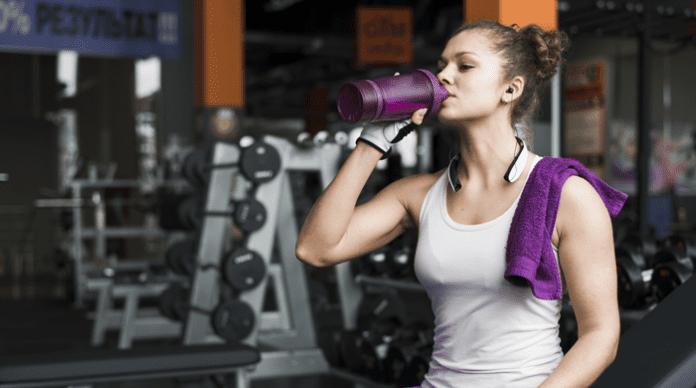 hidratación con electrolitos