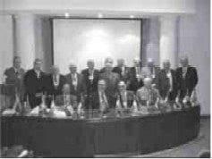 XVII reunión del Consejo Directivo de la ALANAM