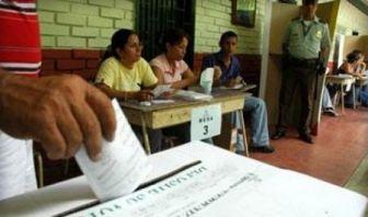 Elecciones y Organización Electoral