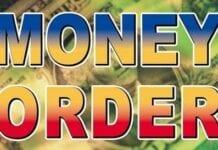 órdenes postales de pago