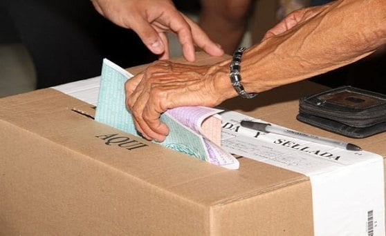 Organización Electoral Colombiana.