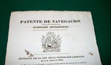 Patente de Navegación
