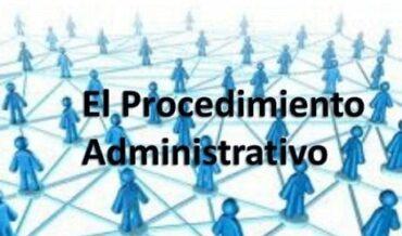 Procedimiento Administrativo General