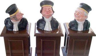 Responsabilidad de los jueces civiles