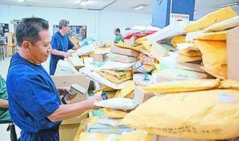 servicios postales de pago