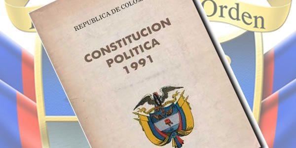Reforma de la Constitución de 1991: Estados de Excepción.