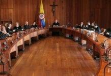 Control de Constitucionalidad en Colombia.