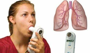 Salud Ocupacional para Asma