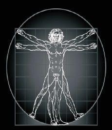 El Hombre de Vitruvio