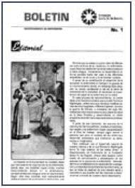 Impacto de una Publicación  de Enfermería Clínica, Boletín