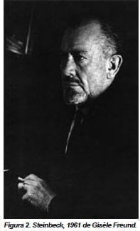 Steinbeck, 1961 de Gisèle Freund