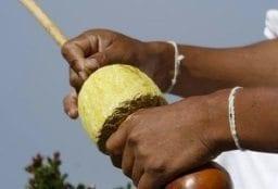Comunidades Sierra Nevada de Santa Marta Recibe su Poporo
