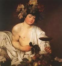 Baco - Caravaggio