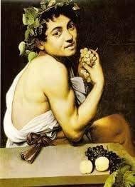 Baco enfermo - Caravaggio