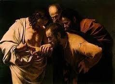 Santo Tomás - Caravaggio
