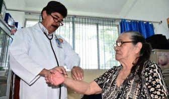 Enfermedad Crónica en Mayor de 45 Años