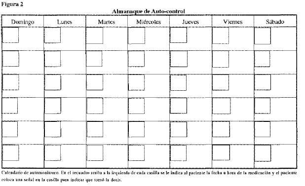 Almanaque Auto-control