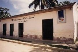 Casa donde nació Gabriel García Márquez