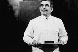 Día en que recibió el Premio Nobel