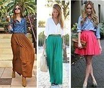 look-falda