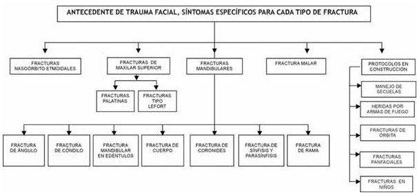 Protocolos de fracturas faciales