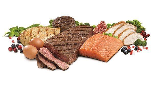 Beneficios de la proteína