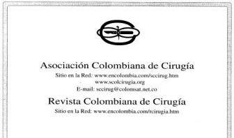 Asociación Colombiana de Cirugía