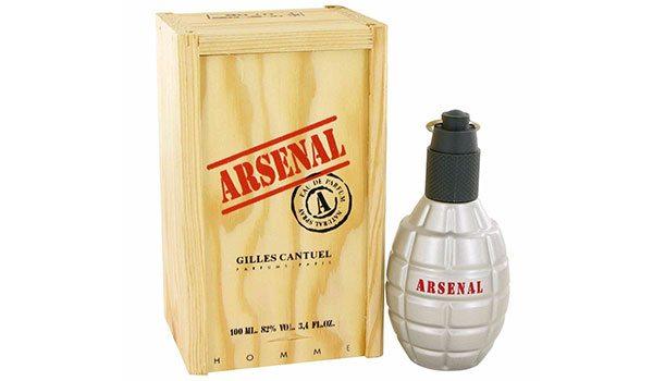 Arsenal perfume para hombres