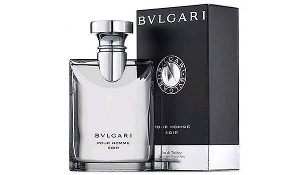 Perfume Bvlgari Pour Homme Soir