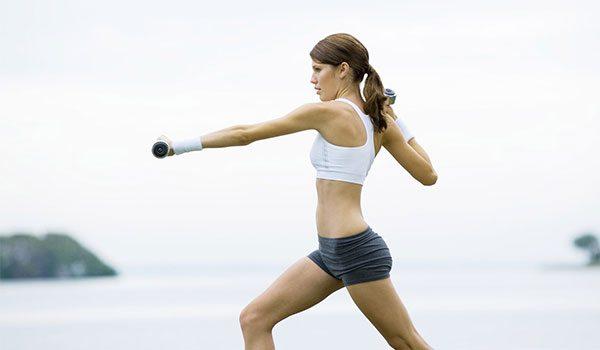 deporte bajar de peso