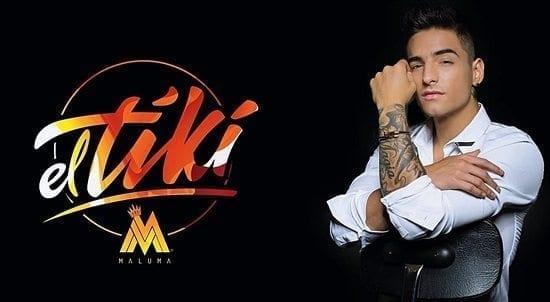 Maluma el Tiki