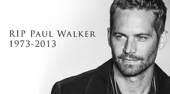 Demandada Porsche por Muerte de Paul Walker