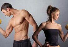ejercicios con pesas para brazos