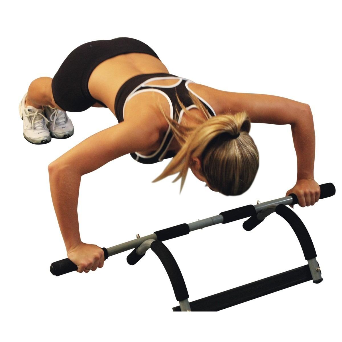 Iron gym - Ejercicios brazos
