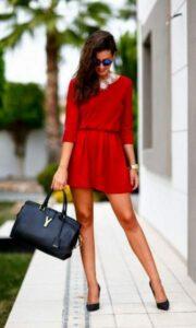 Colores recomendados para vestir - Cita romántica
