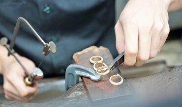 metales en la joyería