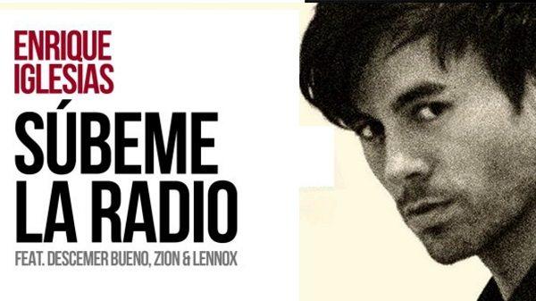 Súbeme La Radio - Enrique Iglesias